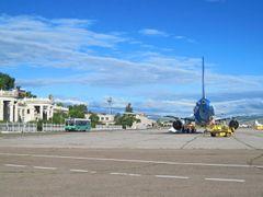 CHITA AIRFIELD - аэродром читы by <b>Andrey S. Shulgin</b> ( a Panoramio image )
