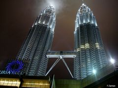 Suriya KLCC,Petronas Twin Tower,(Tushi-Farshid) 1/2010 by <b>F.Zaman</b> ( a Panoramio image )