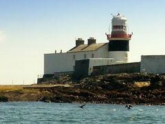 Lighthouse on Roancarrig Mor, Bantry Bay by <b>Clive on Beara</b> ( a Panoramio image )