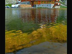 cabana balea - sibiu by <b>paulrom76</b> ( a Panoramio image )