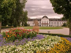 """Slovakia""""s White House, Grassalkovich Palace; Bratislava by <b>Oram</b> ( a Panoramio image )"""