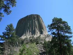 Devils Tower by <b>Richard Ryer</b> ( a Panoramio image )