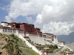 1996 Potala Palace 1996 by <b>Takeshi</b> ( a Panoramio image )
