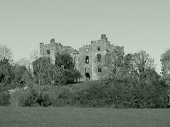 Bishops Palace Raphoe by <b>LadyDuf</b> ( a Panoramio image )