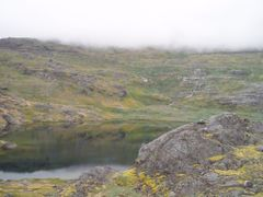 Lake in the Mountains by <b>Olli Pihlflyckt</b> ( a Panoramio image )