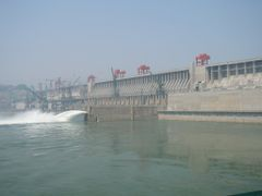 Three Gorges dam by <b>August</b> ( a Panoramio image )