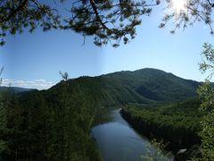 Чикой-река by <b>Waterfall</b> ( a Panoramio image )