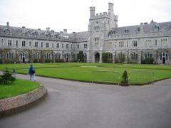 University College, Cork by <b>Carlos Uriarte</b> ( a Panoramio image )
