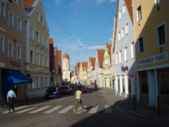Nordlingen -03 by <b>LA_DORADA</b> ( a Panoramio image )
