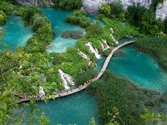 Parco Nazionale di Plitvicka Jezera Croazia by <b>albedom</b> ( a Panoramio image )