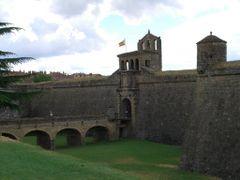 Ciudadela de Jaca , Teruel / Jaca citadel by <b>Javier A. Rivera</b> ( a Panoramio image )