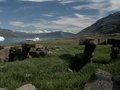 Viking Ruin in Igaliko by <b>Philippe Stoop</b> ( a Panoramio image )