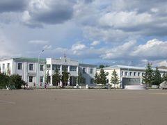 Central province administration by <b>Batjav Tsanjid</b> ( a Panoramio image )