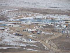 Boroo Mine Camp by <b>Batkhuu</b> ( a Panoramio image )