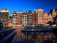 Amsterdam by <b>Ula Ch-L</b> ( a Panoramio image )