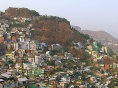 A morning in a winter at Aizwal, India by <b>tapan</b> ( a Panoramio image )