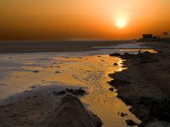 anochecer en el desierto by <b>braybe</b> ( a Panoramio image )