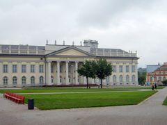 Fridericianum und Ottoneum , Friedrichsplatz - Kassel by <b>willytown</b> ( a Panoramio image )