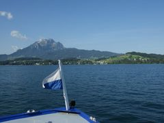 Lake Lucerne ,Switzerland by <b>Pozlp??</b> ( a Panoramio image )
