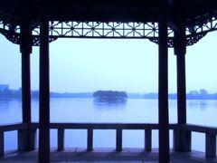 Daming Lake, Jinan, China. 20070717 08:11 by <b>Flowing Ink</b> ( a Panoramio image )