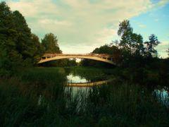 Du tiltai Paliuniskyje (1933). Kuris geresnis? / Two bridges in  by <b>silvestras</b> ( a Panoramio image )