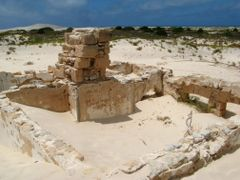Old telegraph station, Eucla N.P. by <b>Sabine Dollinger</b> ( a Panoramio image )