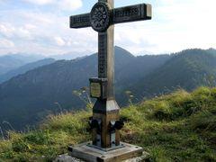 Gipfelkreuz Burgspitz (125) by <b>cerambyx</b> ( a Panoramio image )