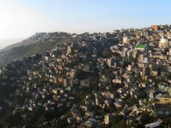 Aizwal city (01), Mizoram  by <b>tapan</b> ( a Panoramio image )