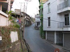 Aizawl Road-at Zarkawt by <b>tapan</b> ( a Panoramio image )