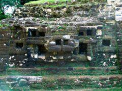 Jaguarmaske , Lamanai - © rk by <b>rokaPic40666</b> ( a Panoramio image )