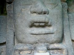 Temple of the Mask, Lamanai - © rk by <b>rokaPic40666</b> ( a Panoramio image )