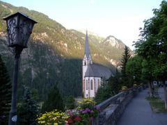 Morning Promenade - Heiligenblut, Austria by <b>Downtownmagic</b> ( a Panoramio image )