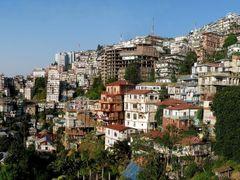 Aizawl city (2) by <b>tapan</b> ( a Panoramio image )