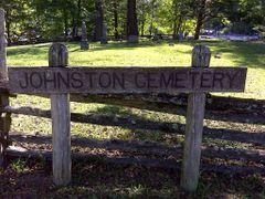 "Johnson""s Shut Ins Family Cemetery by <b>N2B8</b> ( a Panoramio image )"