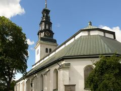 den andra sidan av kyrkan = druga strona kosciola by <b>Tomasz Z. Zugaj</b> ( a Panoramio image )