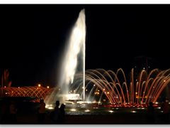 Fonte Luminosa 1, Eixo Monumental, Brasilia by <b>Rubens Craveiro</b> ( a Panoramio image )