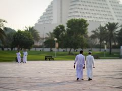 Friday morning at the Corniche by <b>S?ren Terp</b> ( a Panoramio image )