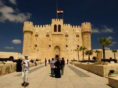 Qaitbay Castle by <b>zaimemre</b> ( a Panoramio image )