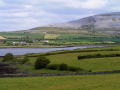 mb - Burren (Clare) View on Bell Harbour and Abbey Hill! by <b>? Swissmay</b> ( a Panoramio image )