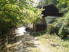 House (River doshnica - barrage) by <b>sasko.petkov</b> ( a Panoramio image )
