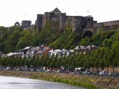 Chateau de Bouillon by <b>Rudy Picke</b> ( a Panoramio image )
