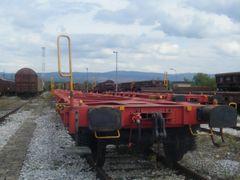 Sareni voz, Colorful train by <b>Veljko N. Nis, Serbia</b> ( a Panoramio image )