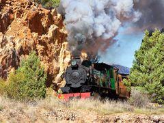 Pichi Richi Railway by <b>bill robinson</b> ( a Panoramio image )