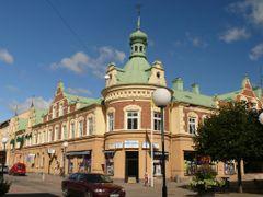 arrendegard och herrgard = kamieniczka jak palacyk by <b>Tomasz Z. Zugaj</b> ( a Panoramio image )