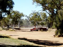 TODD RIVER,ALICE SPRINGS by <b>australien67h</b> ( a Panoramio image )