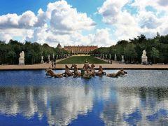 Versailles, Bacino di Apollo by <b>vale979</b> ( a Panoramio image )