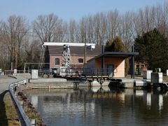 Canal Blaton Ath by <b>www.binnenvaartinbeeld.com</b> ( a Panoramio image )