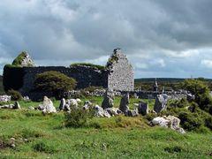 Carran Church, The Burren, Ireland by <b>Lemmylou</b> ( a Panoramio image )