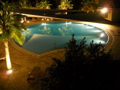"Kid""s pool @ night by <b>Dr.Azzouqa</b> ( a Panoramio image )"
