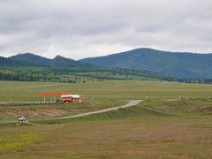 Дорожная развилка (03.08.2010) - Road fork by <b>Ivan (DFII)</b> ( a Panoramio image )
